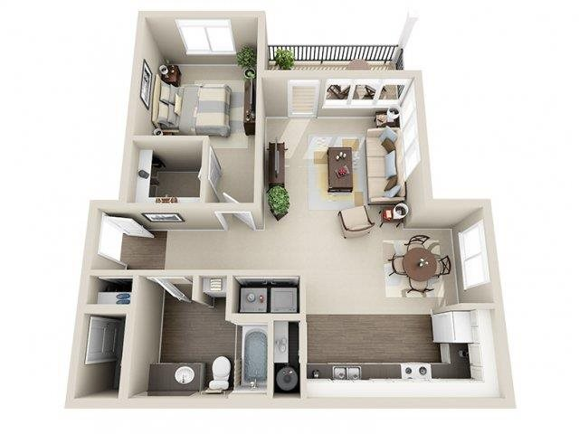 One Bedroom Apartments Spokane Wa