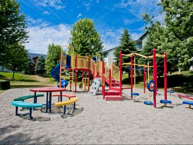 Fully Equipped Playground