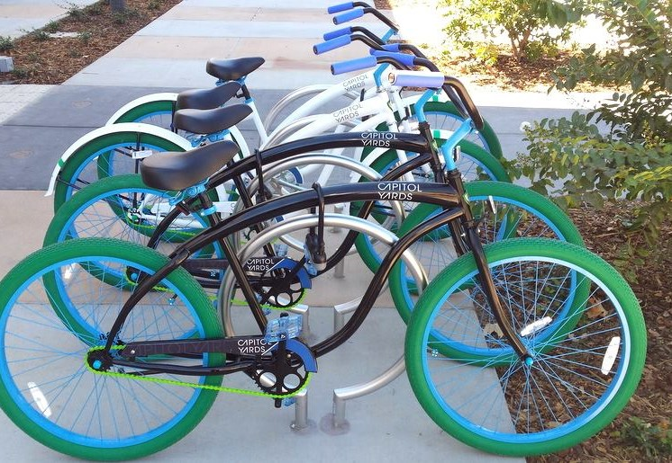 Complimentary Bike Rentals