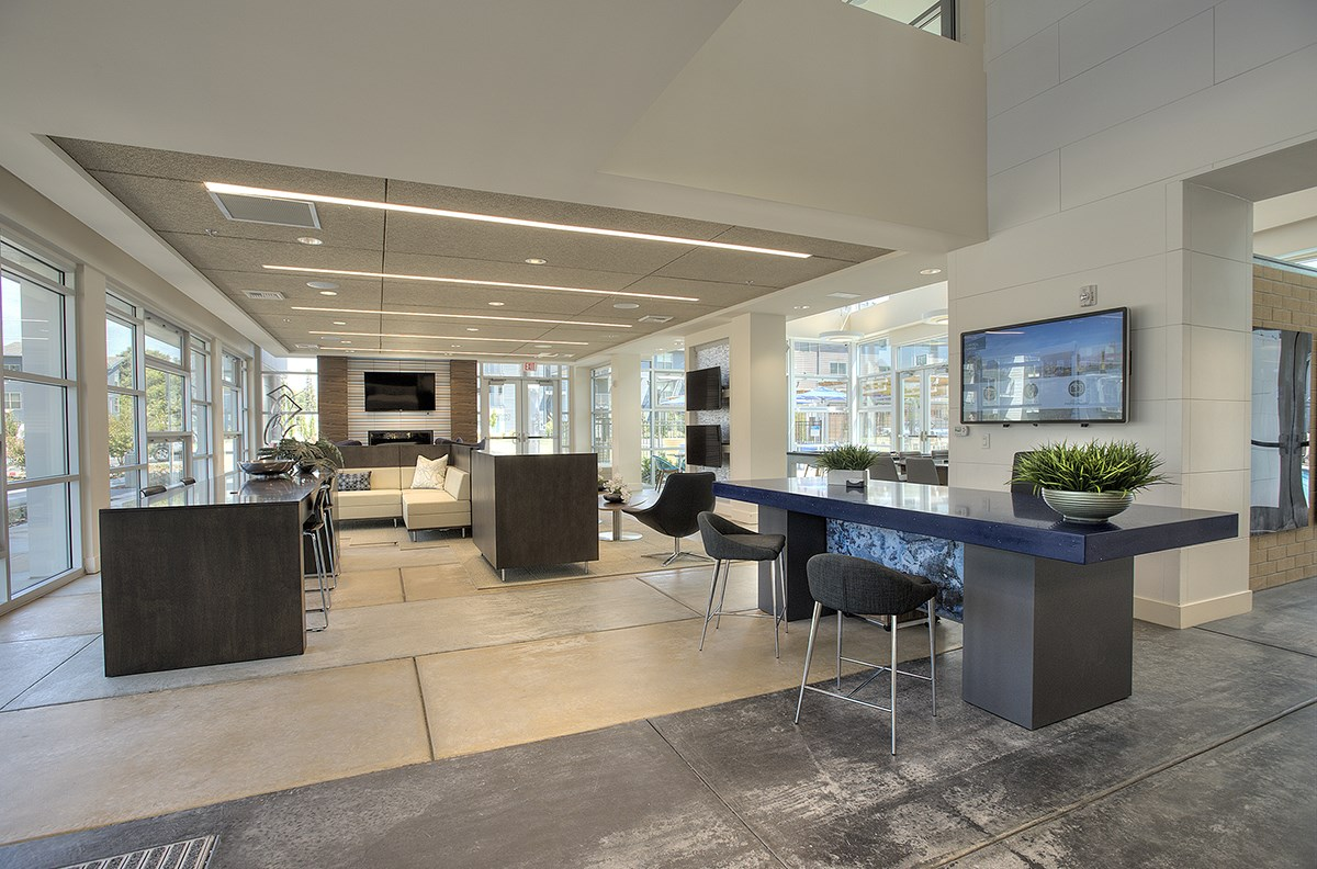 Sleek Clubhouse
