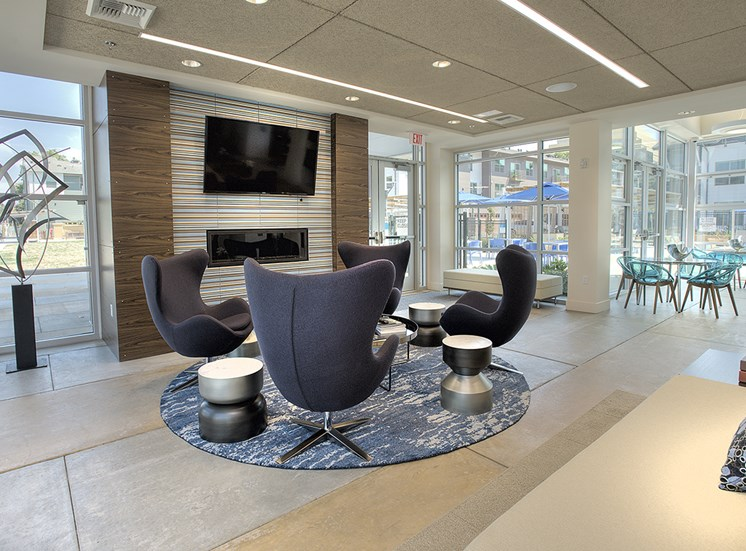 Chic Social Spaces