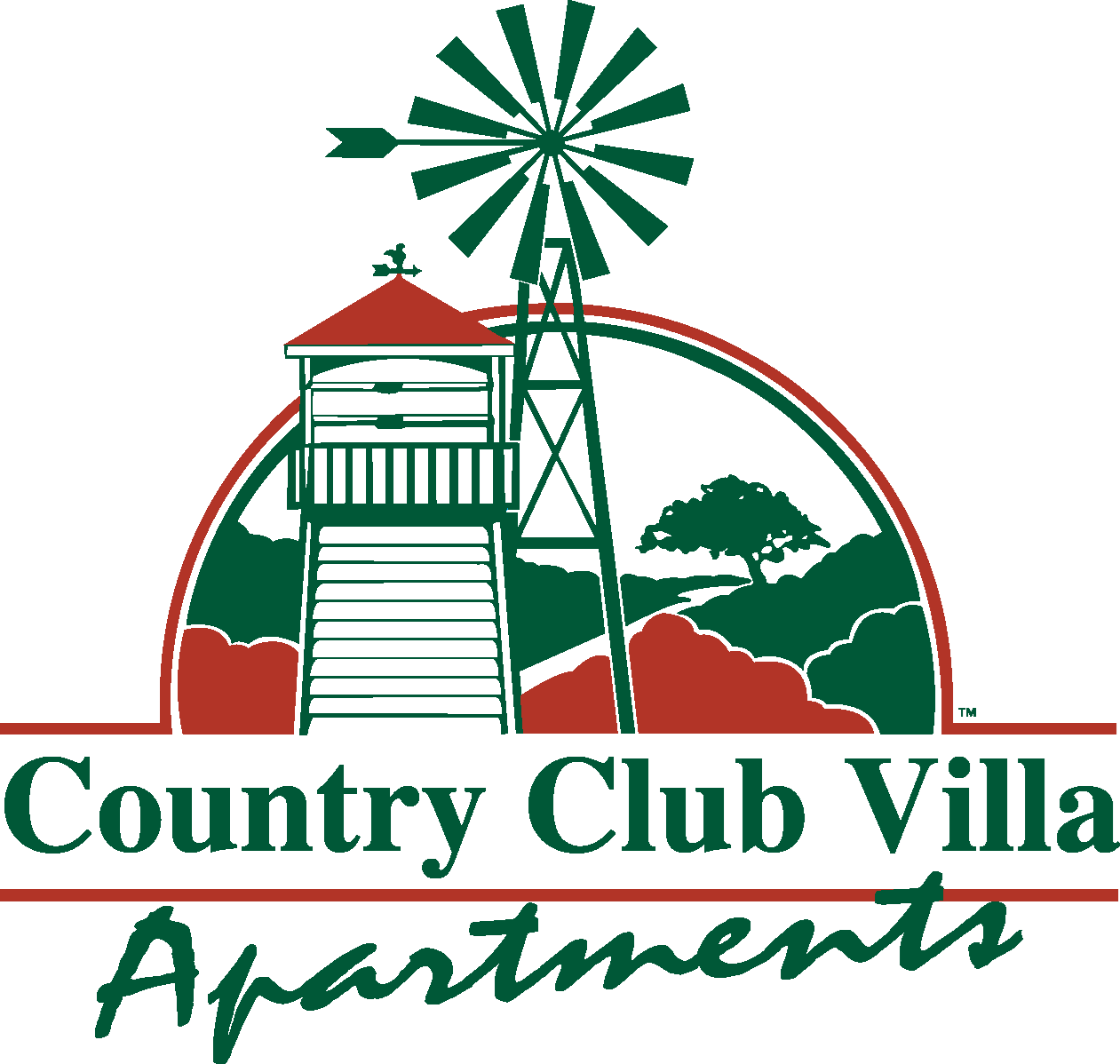 Country Club Villa Property Logo 51