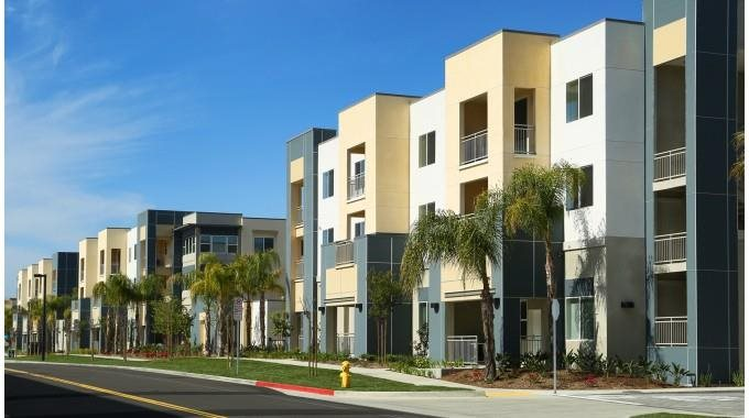 Mosaic Apartments_Oxnard CA_Rendered Building