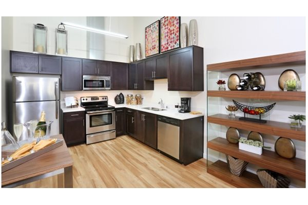 Mosaic Apartments_Oxnard CA_Stainless Steel Appliances