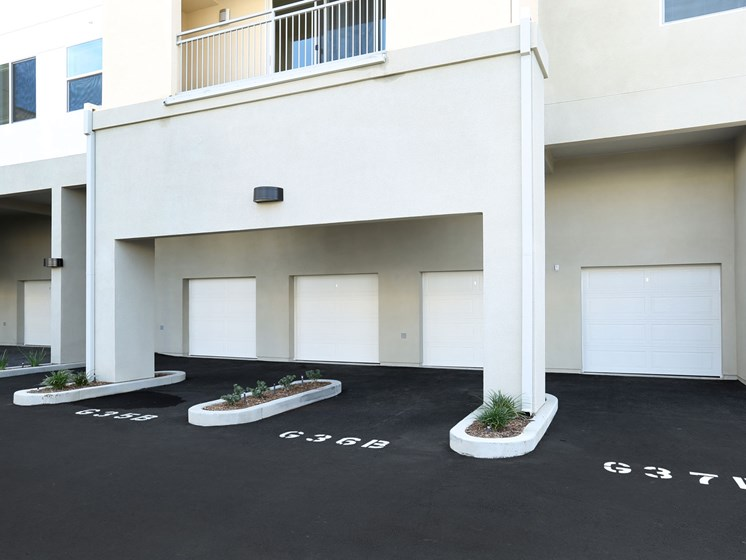 Private Garages