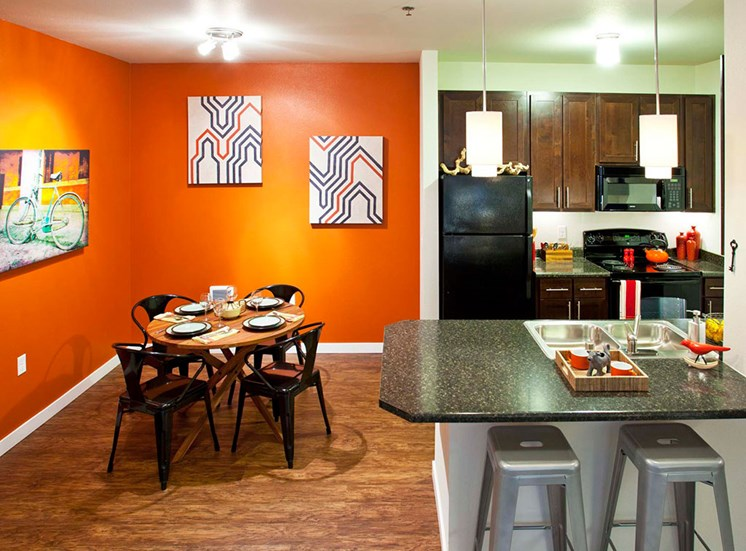 Fully Equipped Kitchens And Dining at Mullan Reserve, Montana, 59808