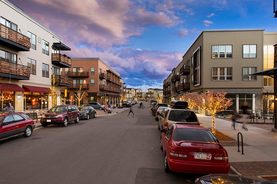 Gunbarrels Main Street