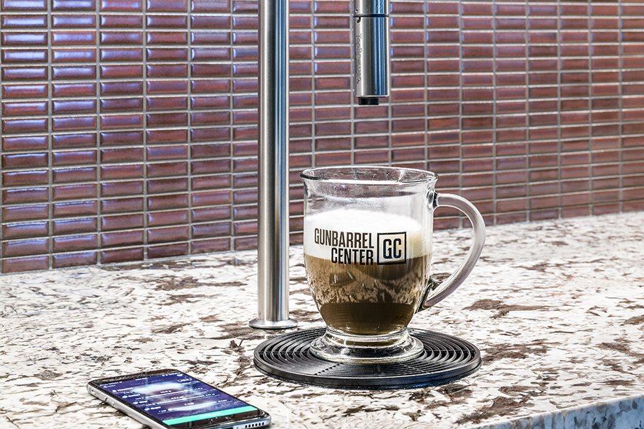 TopBrewer Espresso Machine