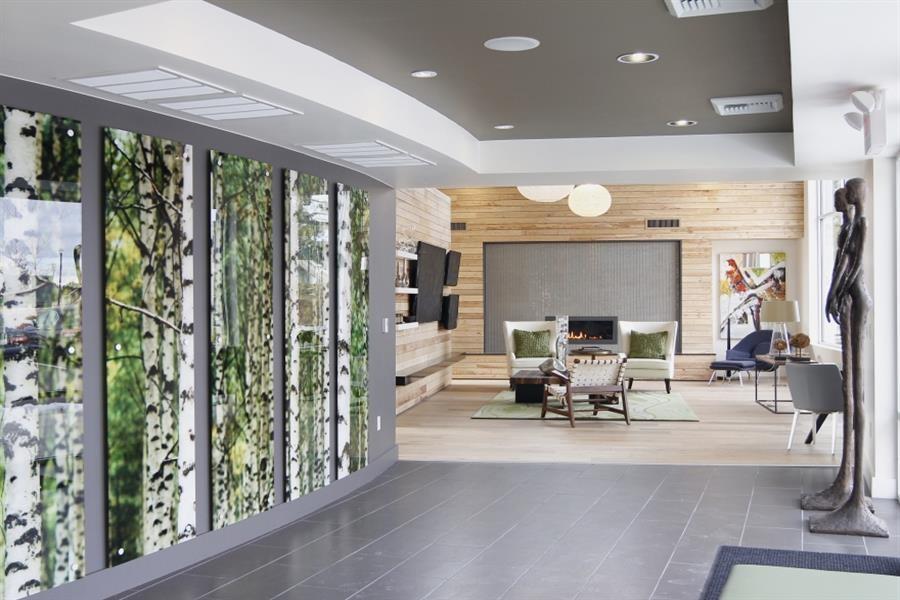 Englewood Apartments Capstone at Vallagio Contemporary Design