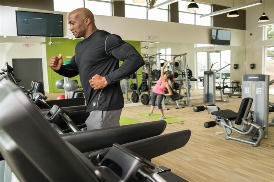 Englewood Apartments Capstone at Vallagio 24-Hour Fitness Center