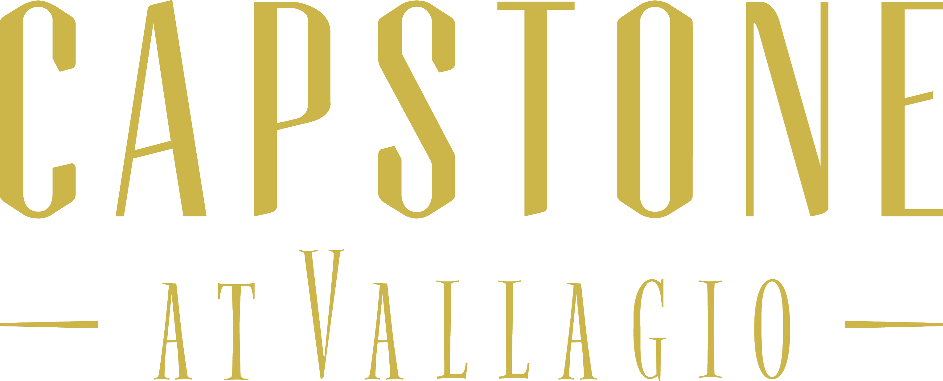 Capstone at Vallagio_Englewood CO_Logo