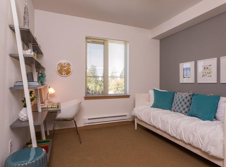 Beautiful Dual Tone Paints at Trillium Apartments, Edmonds, Washington