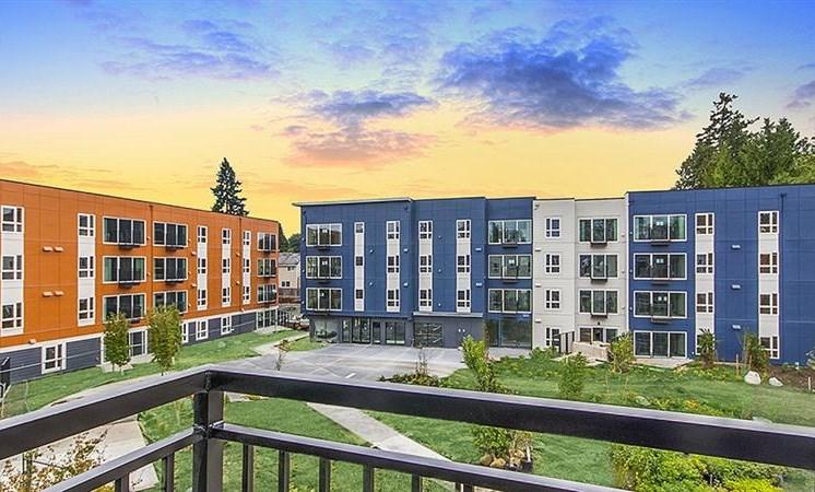Resort Style Community at Trillium Apartments, 4902 148th Street, WA