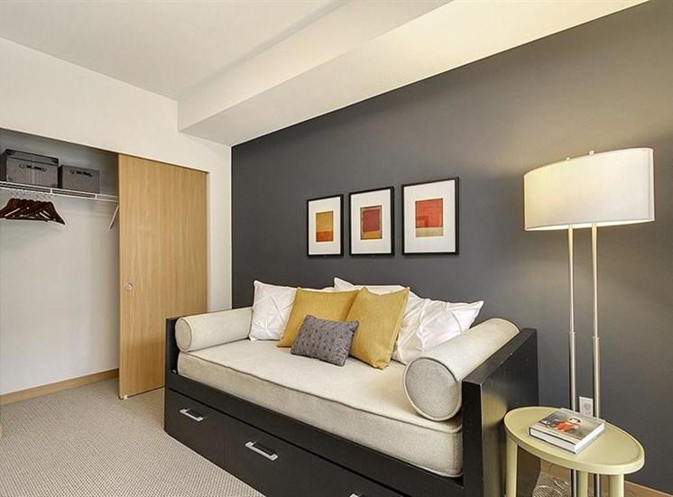Beautiful Dual Tone Painting at Trillium Apartments, 4902 148th Street, Edmonds, WA