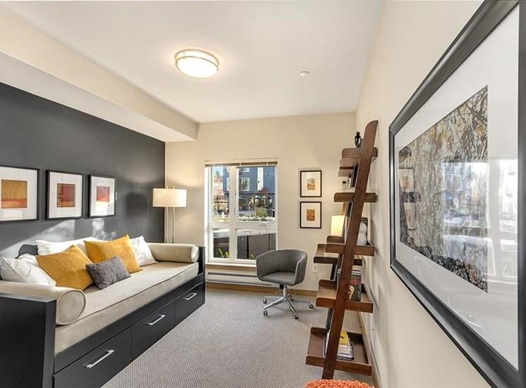 Luxurious Interiors With Modern Amenities at Trillium Apartments, Edmonds, Washington