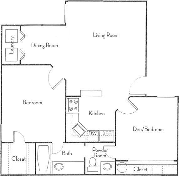 Palma A Floor Plan 4