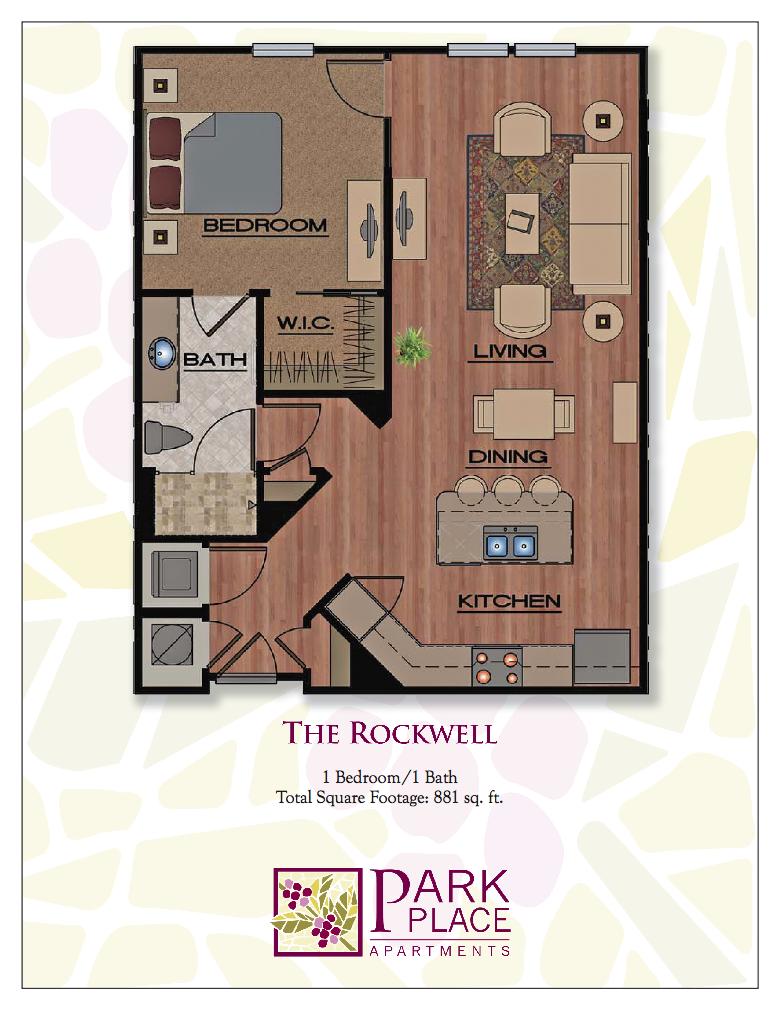 Rockwell Floor Plan 4