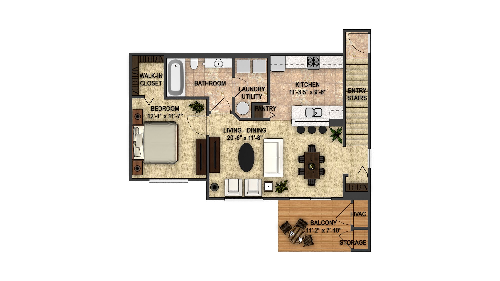 Ashwood 2nd Floor Floor Plan 2