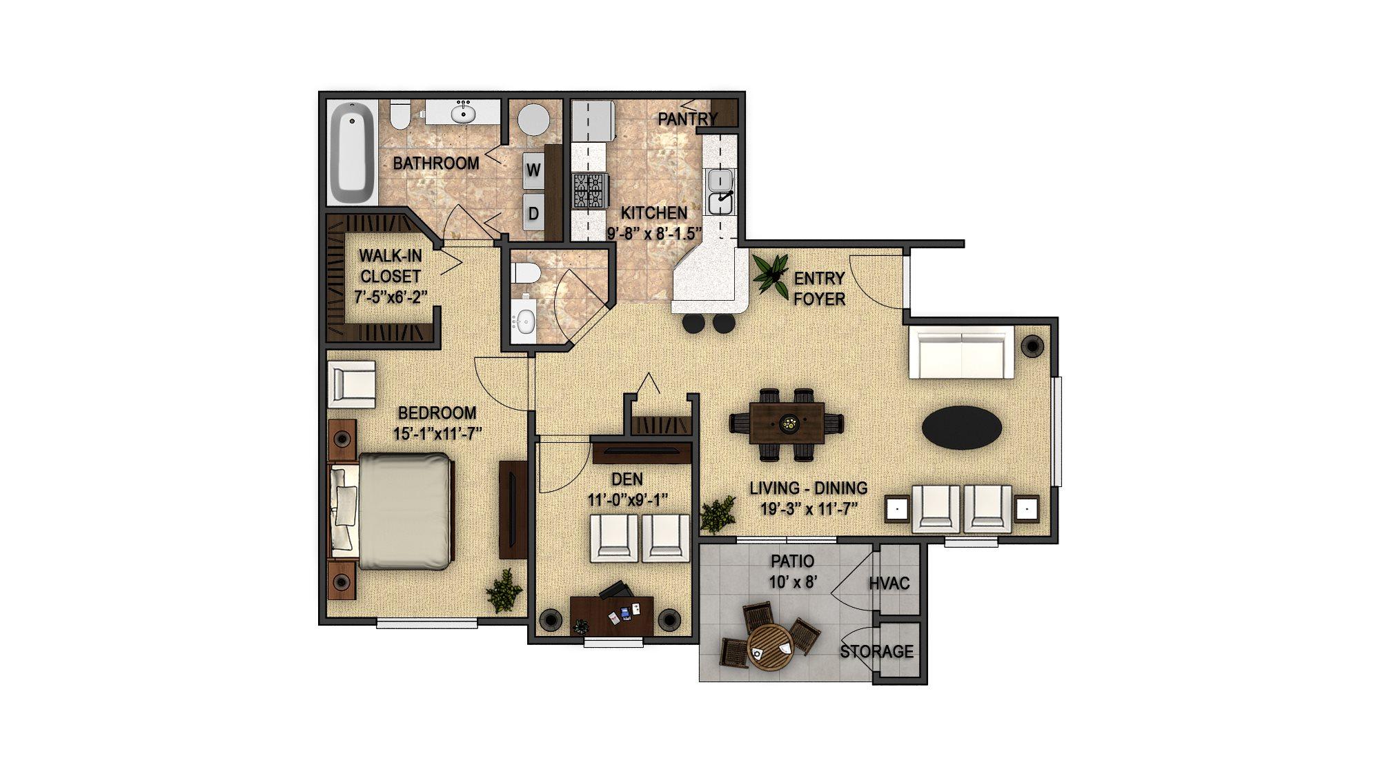 Cedarwood Floor Plan 5