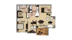 Cedarwood 2nd Floor