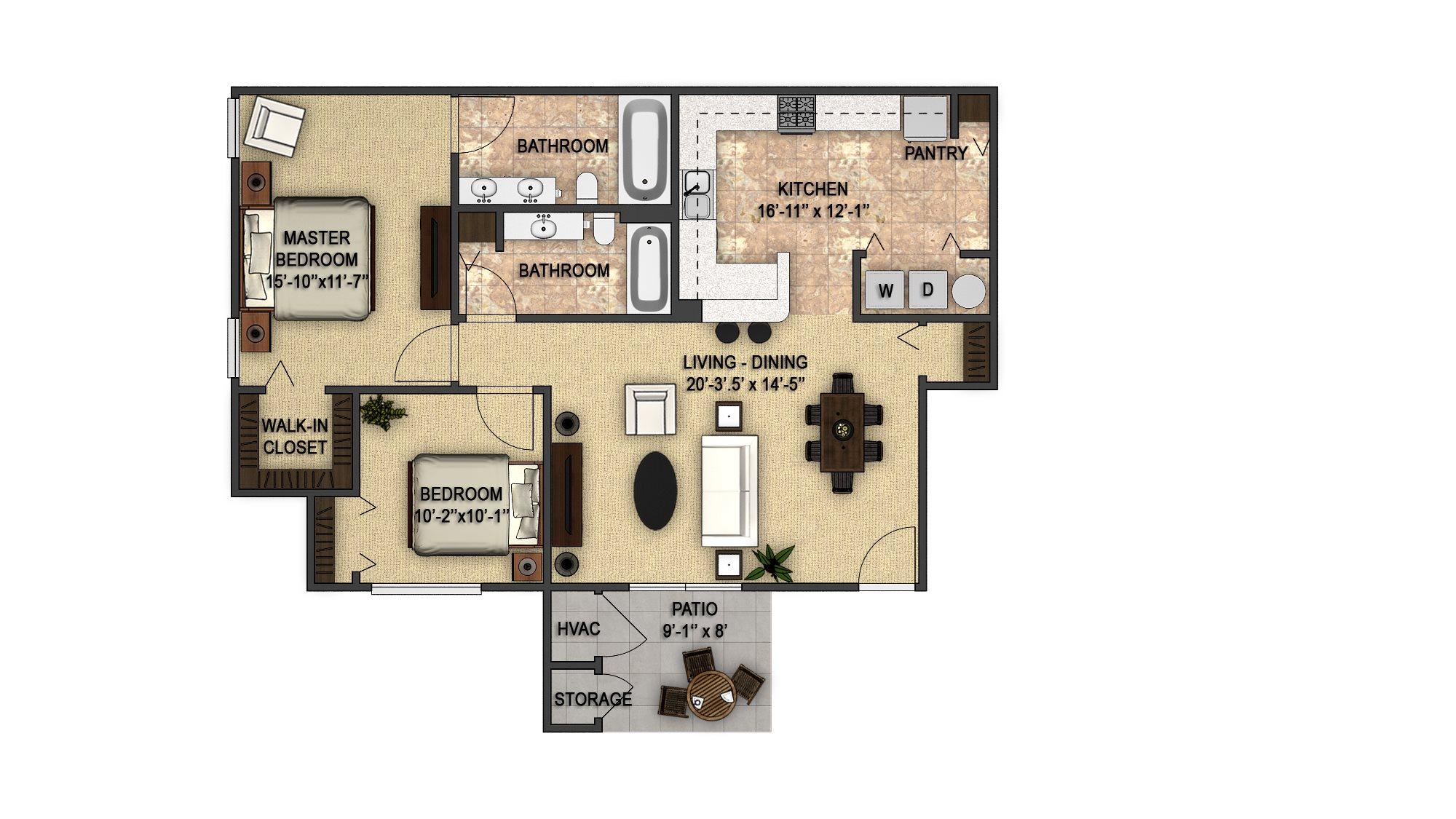 Devonwood Floor Plan 7