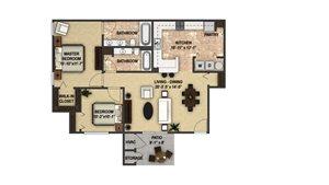 Devonwood 2nd Floor