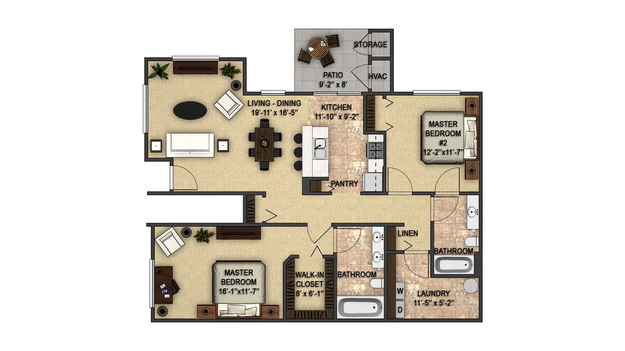 Elmwood Floor Plan 9