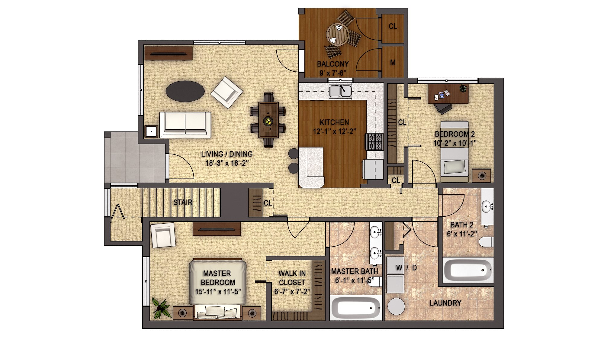 Elmwood Reserve Floor Plan 18