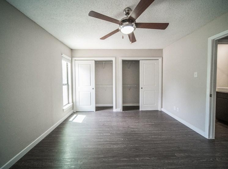 Abundant Storage Including Closets  at Mesh Properties, Austin, Texas