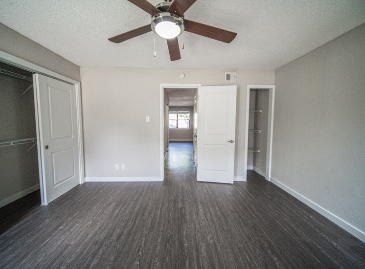 Large Closets at Mesh Properties, Austin, 78741