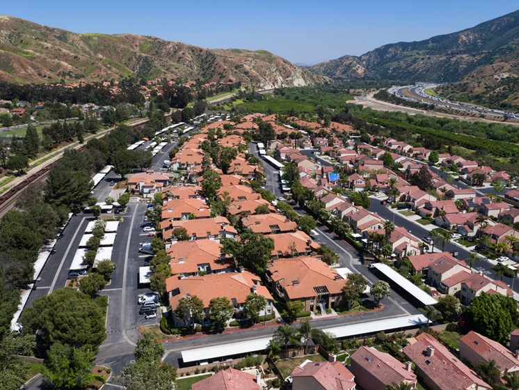 Located in picturesque Yorba Linda, California