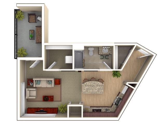 Arden Floor Plan 1