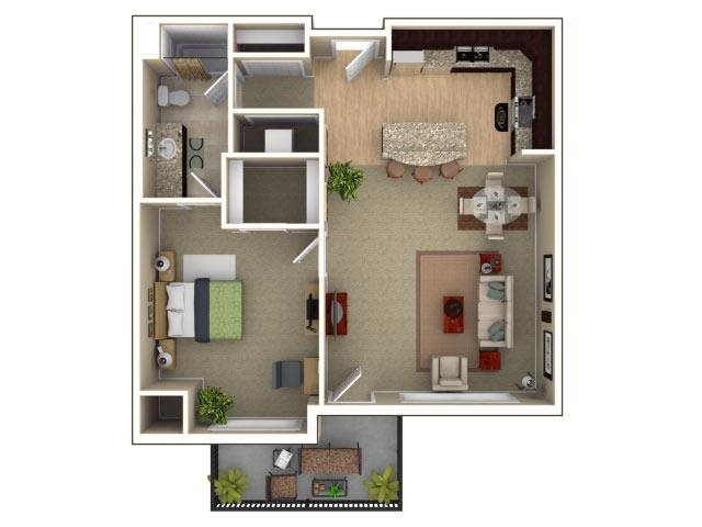 Brighton Floor Plan 2