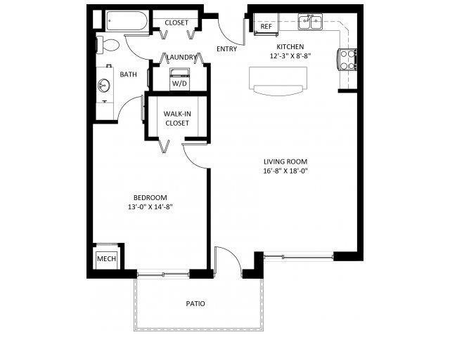 Chatham Floor Plan 4