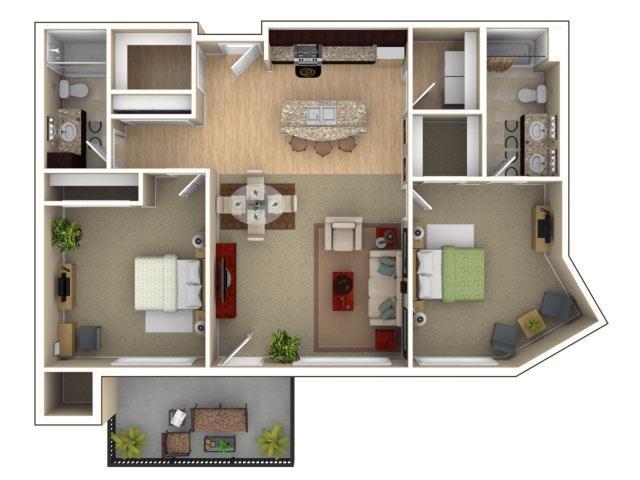 Josephine Floor Plan 9