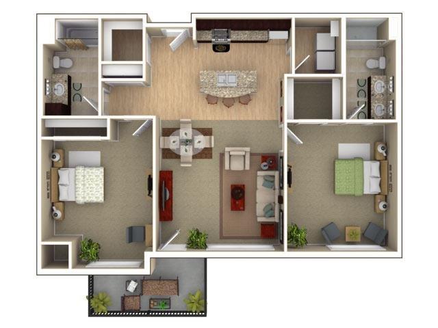 Kordiak Floor Plan 7