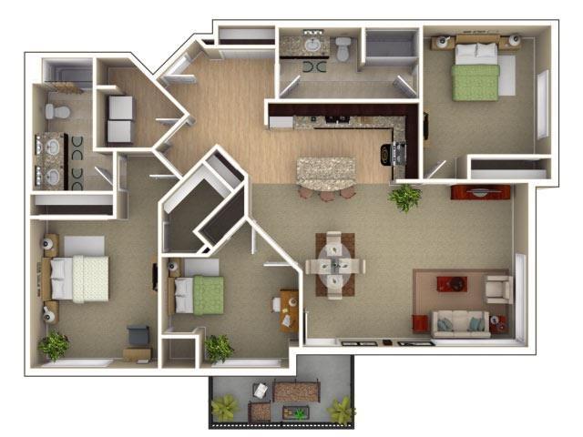 Thomdale Floor Plan 11
