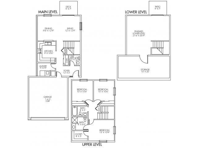 Boulder I Floor Plan 7