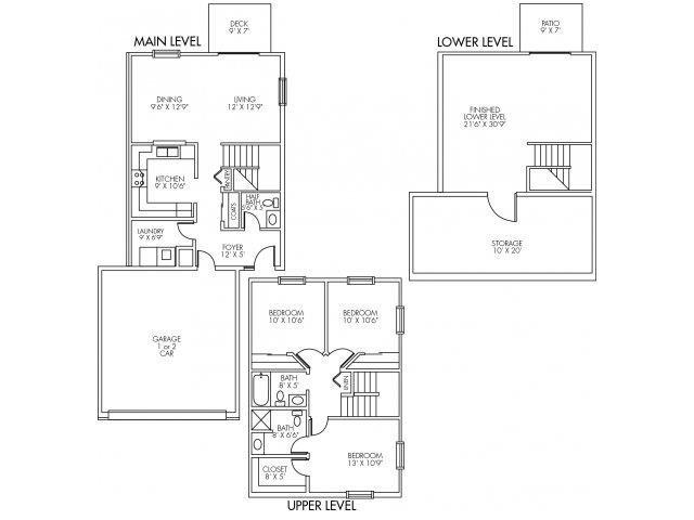 Boulder II Floor Plan 8