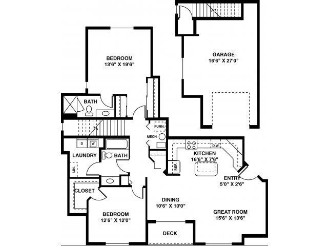 The Burrington Floor Plan 9