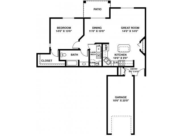 The Chester Floor Plan 5