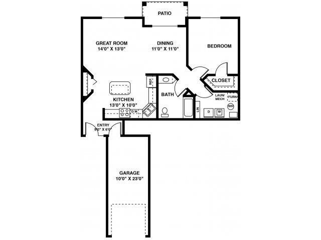 The Pavilion Floor Plan 8