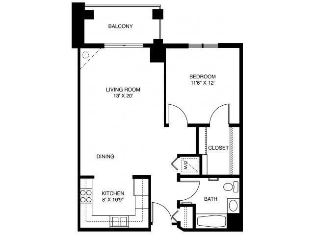 1H Floor Plan 2
