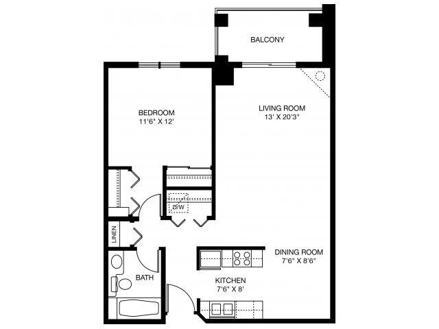 1A Floor Plan 1