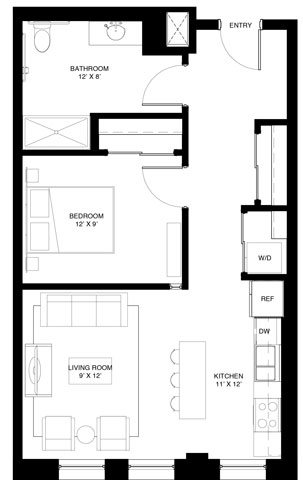 B3 Type A Floor Plan 12