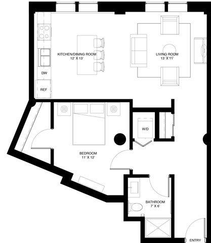 B6 Floor Plan 21