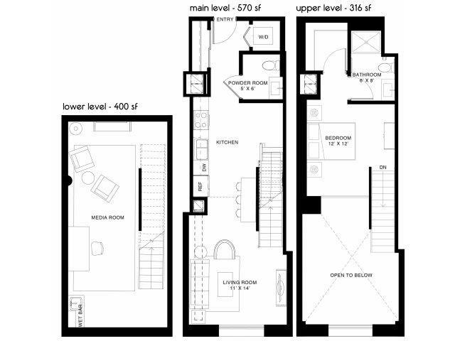 B1.5 Loft Floor Plan 10