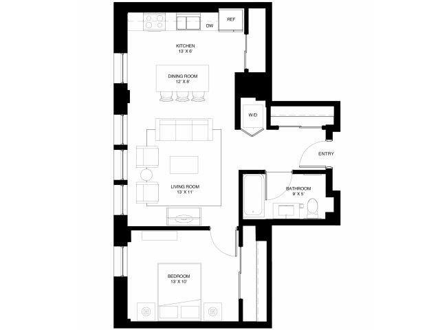 B8 Floor Plan 14