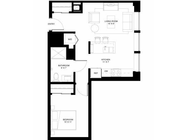 B9 Floor Plan 21
