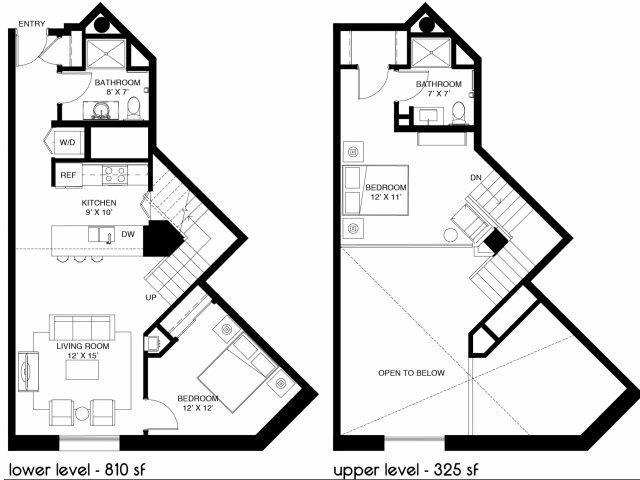 C1 Type A Loft Floor Plan 8